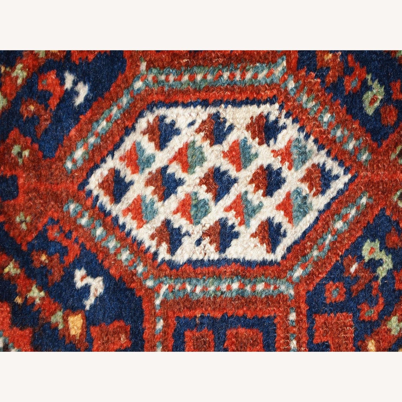 Handmade Antique Persian Gashkai Rug - image-6