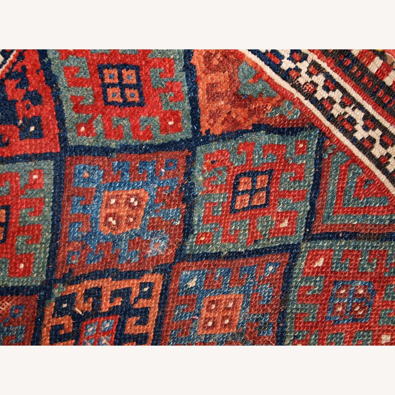 Handmade Antique Collectible Persian Kurdish Bag - image-4