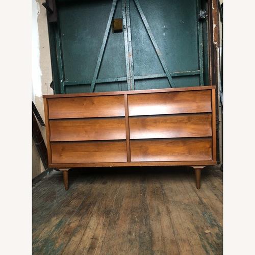 Used Johnson Carper Mid Century Six Drawer Dresser for sale on AptDeco