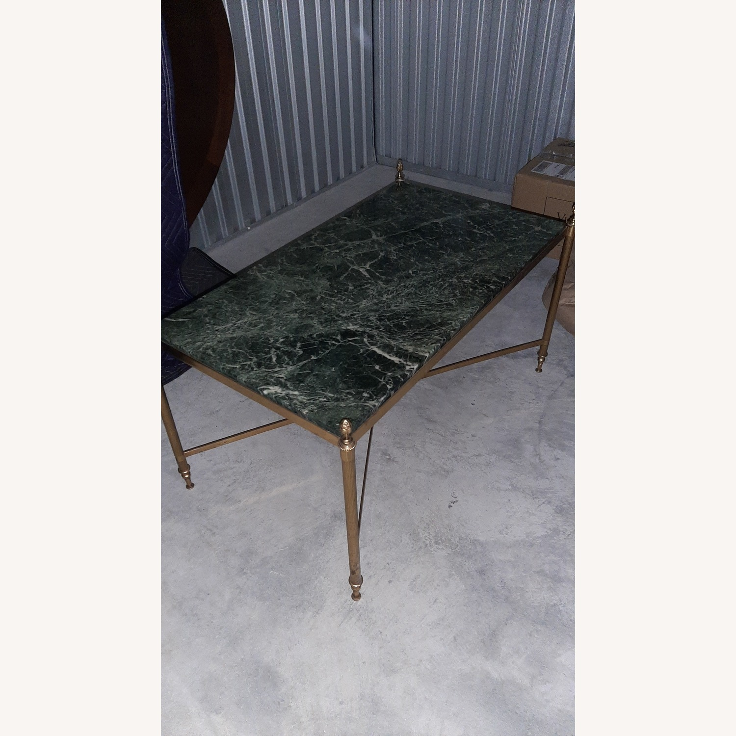 1940's Vintage French Maison Jansen Coffee Table - image-1