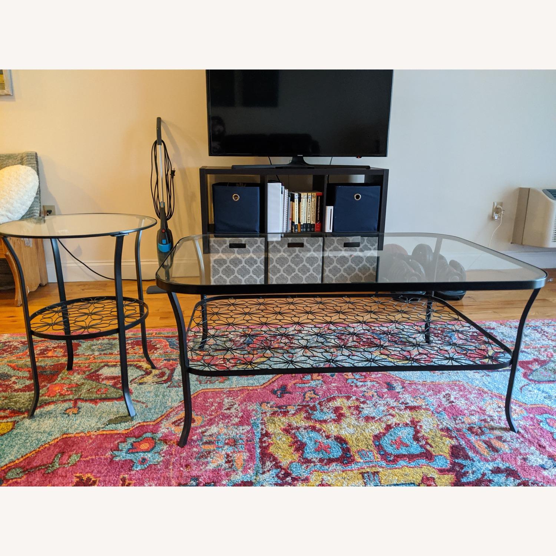 IKEA KLINGSBO Coffee Table - image-1