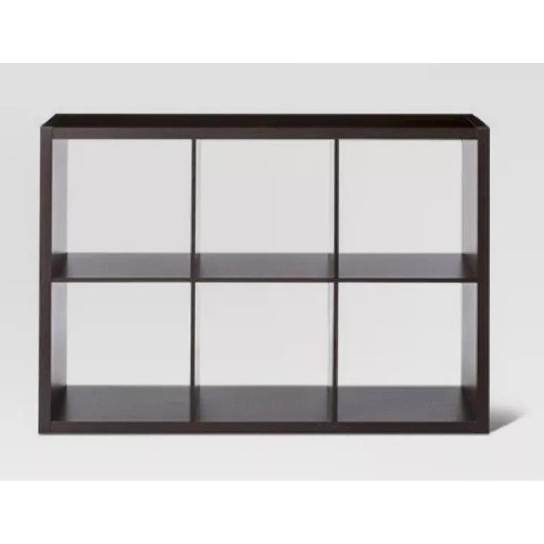 Target 6-Cube Organizer Shelf - image-4