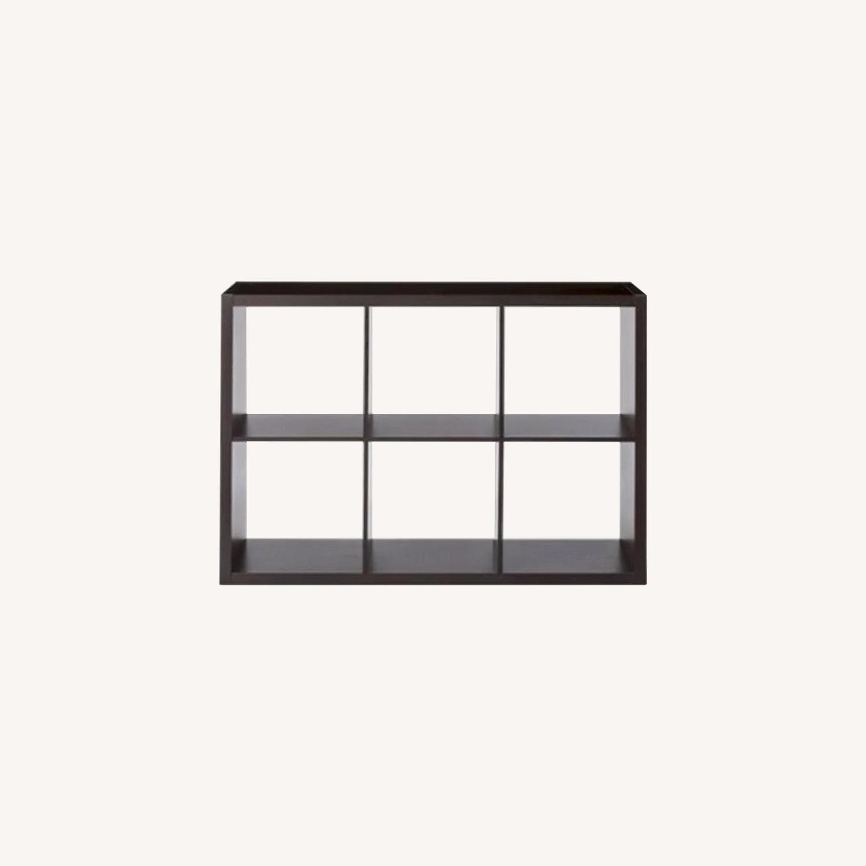 Target 6-Cube Organizer Shelf - image-0