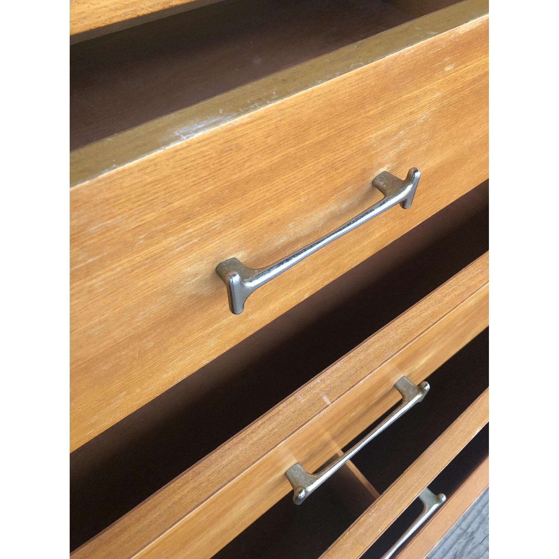Drexel Mid Century Lowboy 6 Drawer Dresser - image-9