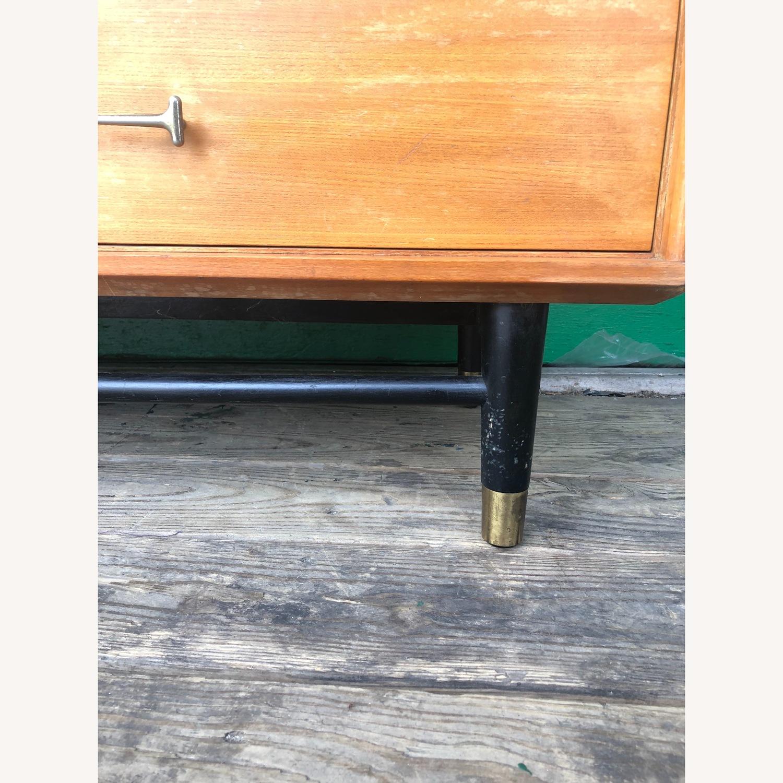 Drexel Mid Century Lowboy 6 Drawer Dresser - image-5