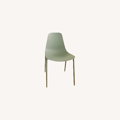 Used Article Svelti Aloe Green Chairs (set of 2) for sale on AptDeco