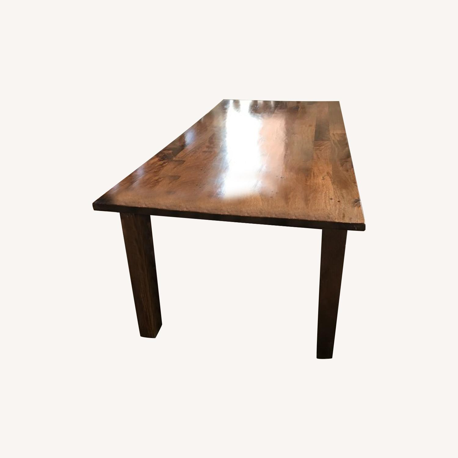 Crate & Barrel Farm House Dining table - image-0
