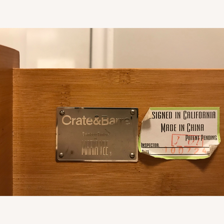 Crate & Barrel Marie Yee 4-Drawer Dresser - image-5