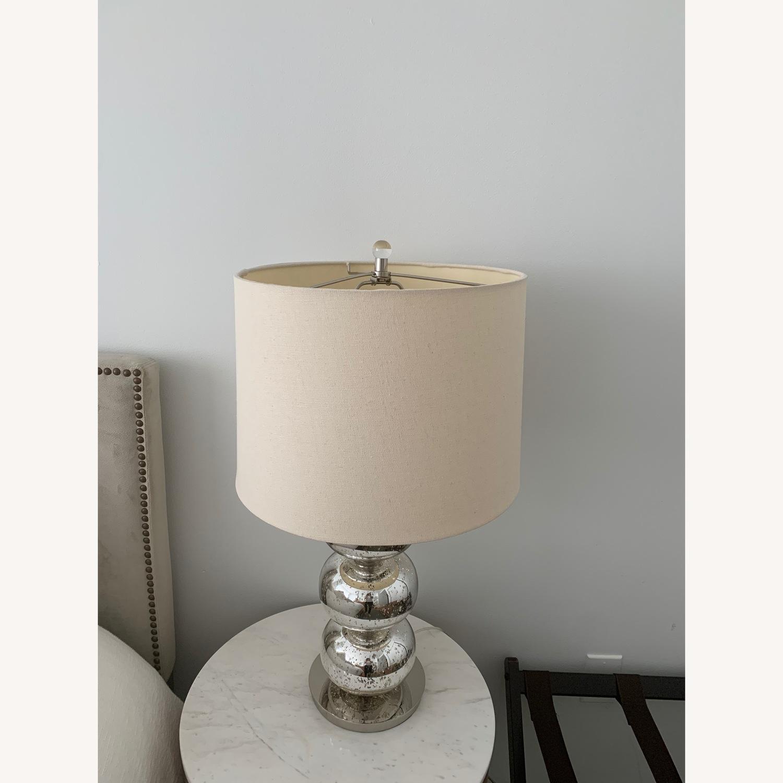 West Elm Mercury Lamp - image-4