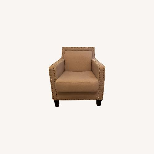 Used Safvaieh Couture Armchair for sale on AptDeco