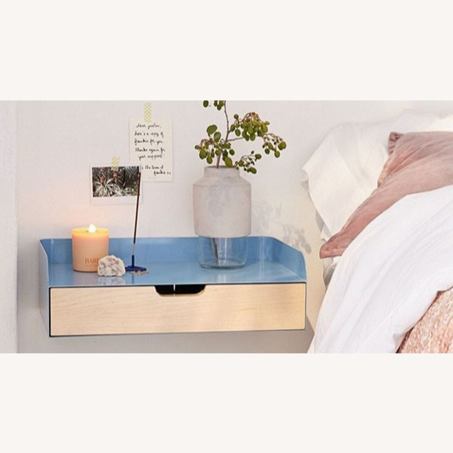 Urban Outfitters Jonah Floating Nightstand - Set of 2 - image-2