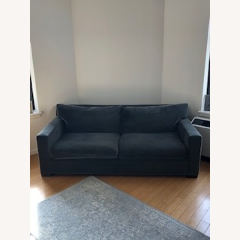 Crate & Barrel Axis II 2-Seat Sofa - image-1