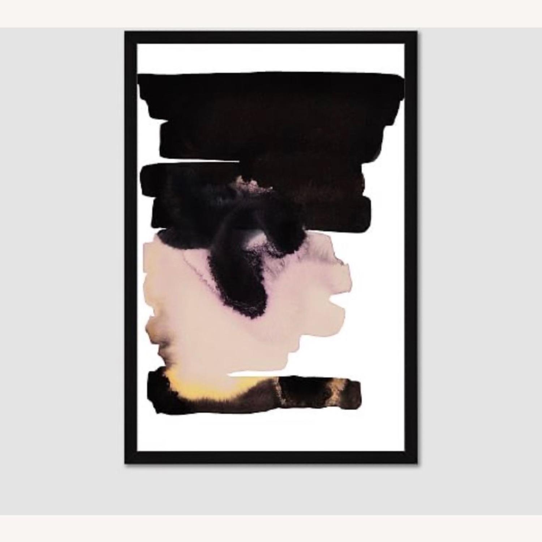 West Elm Framed Graphic Print - image-1