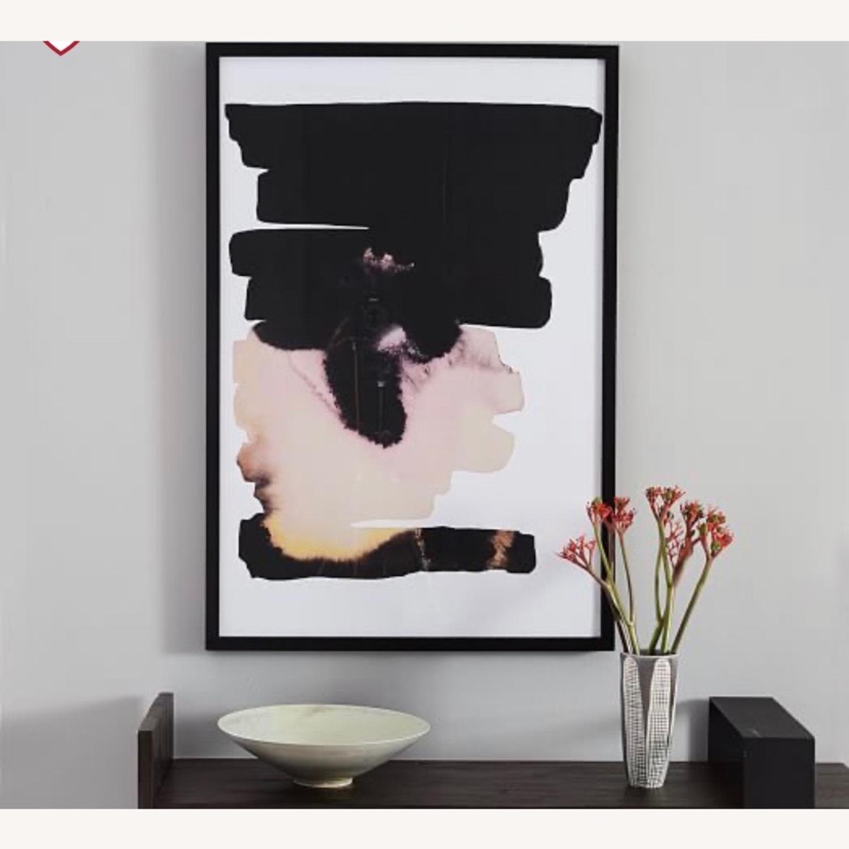 West Elm Framed Graphic Print - image-0