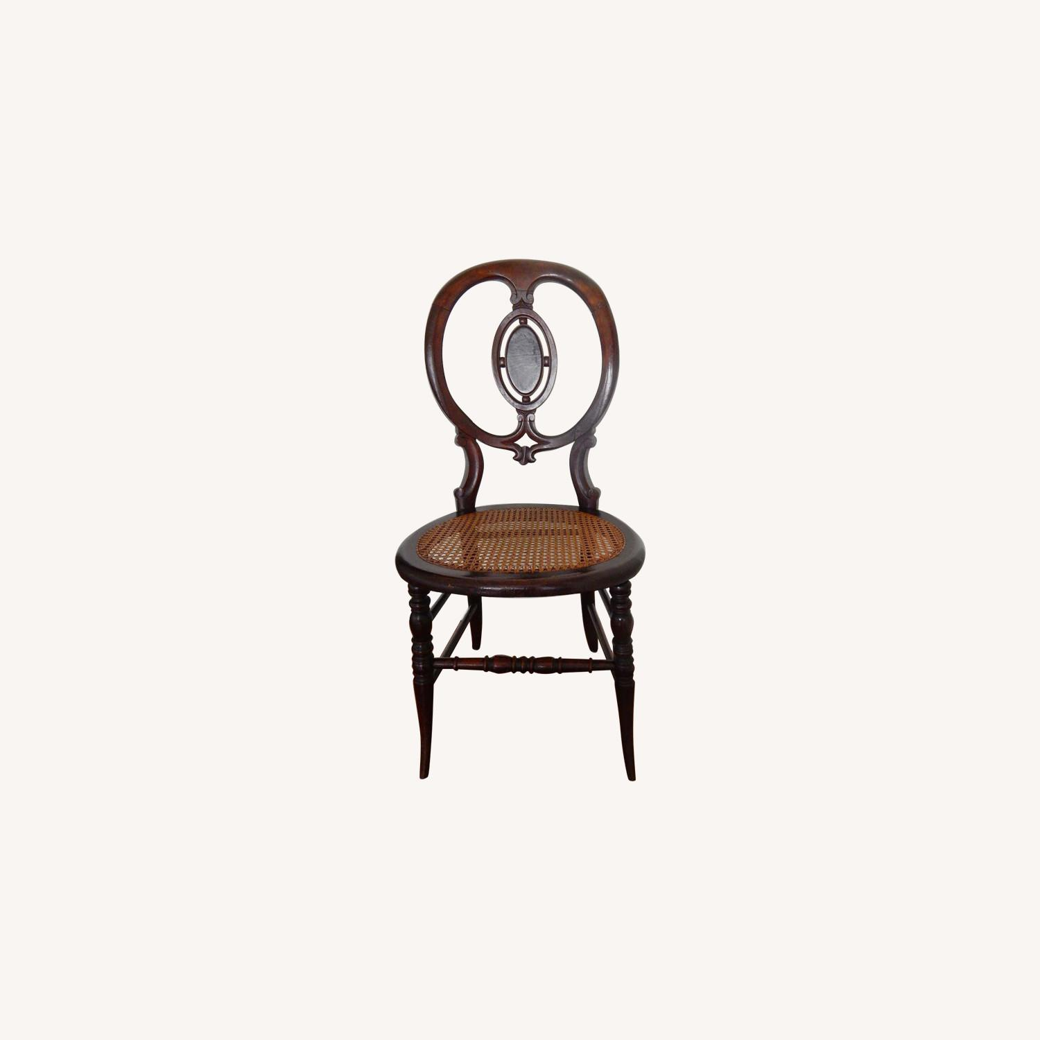 Vintage Dining Chairs - image-0