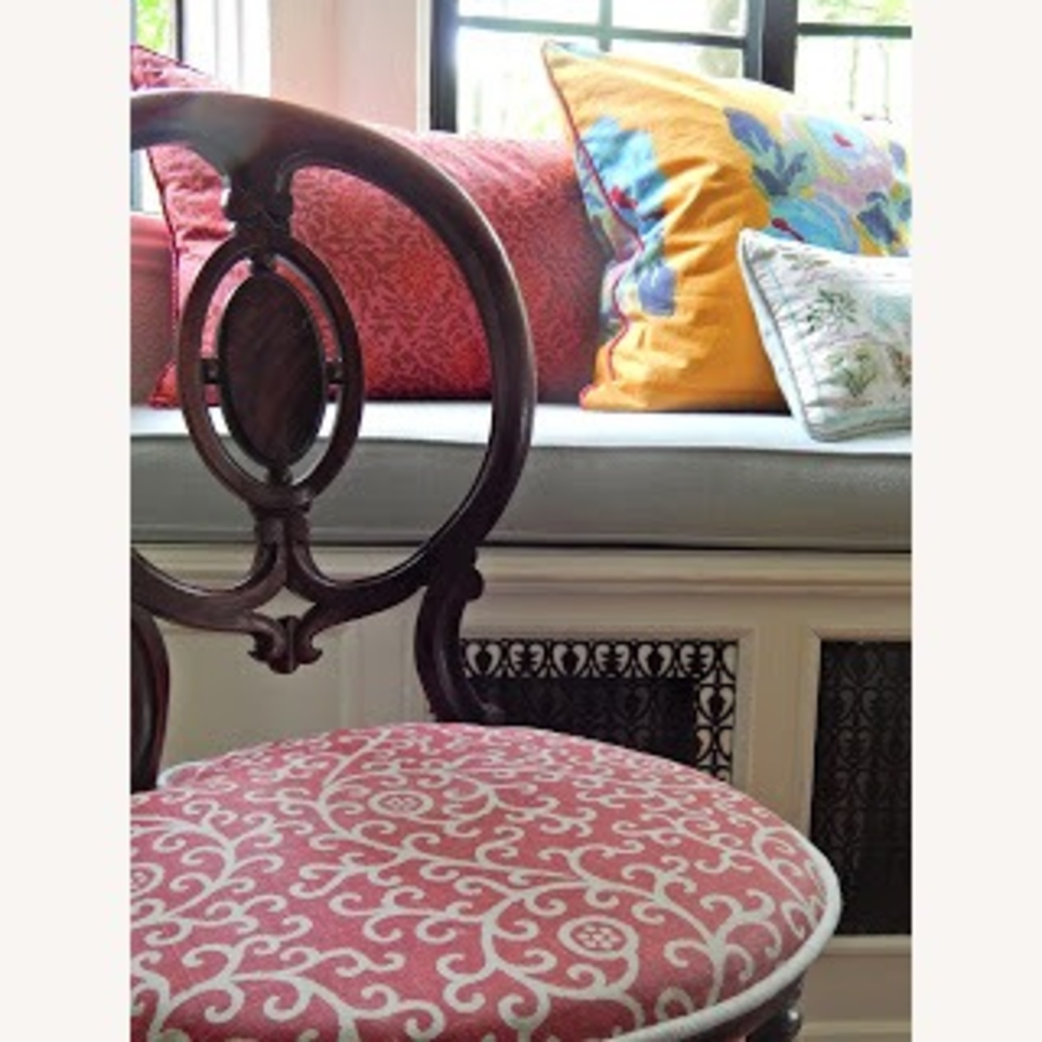 Vintage Dining Chairs - image-3