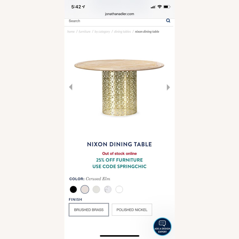 Jonathan Adler Nixon Dining Table - image-1