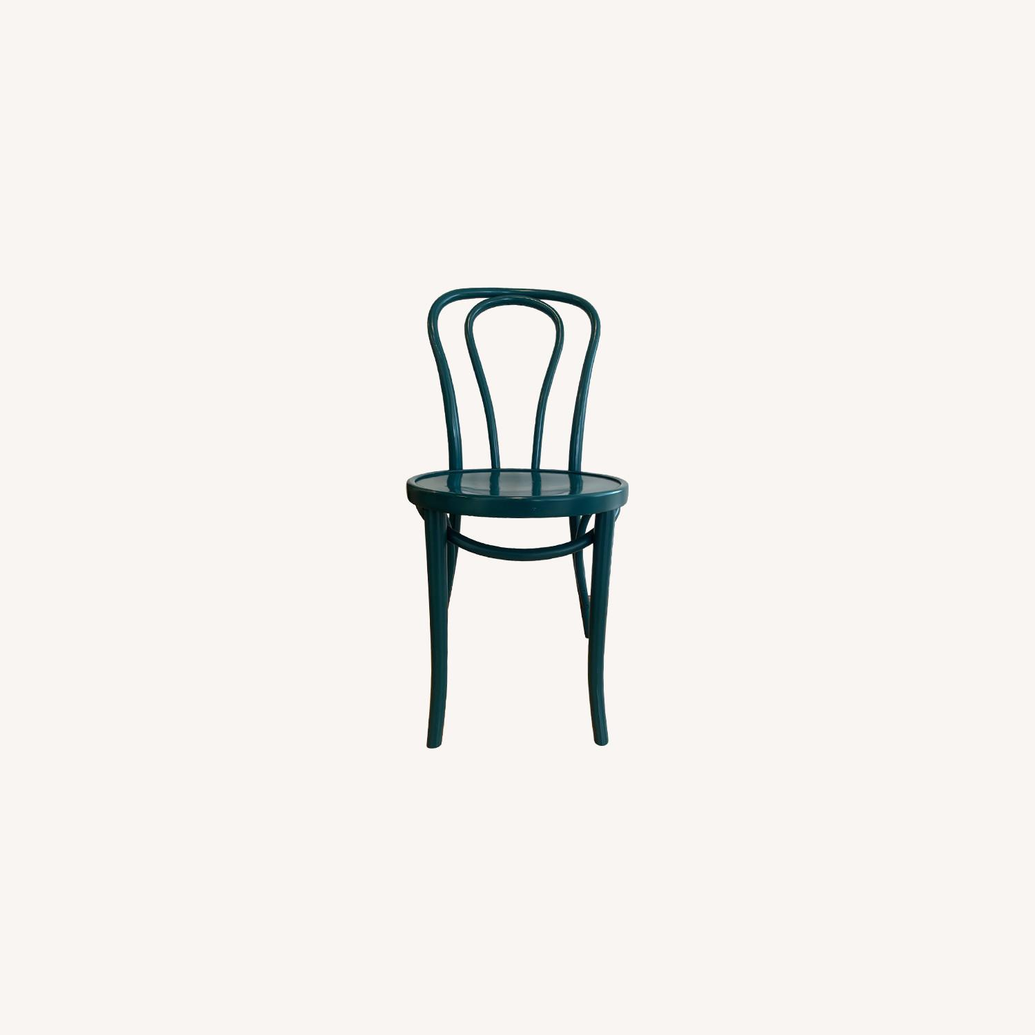 Crate & Barrel Vienna Dining Chair - image-0
