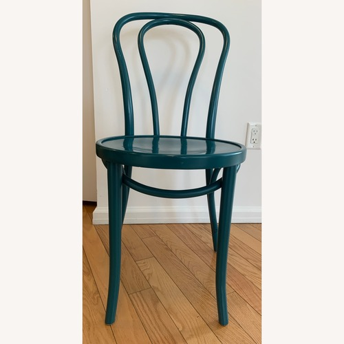 Used Crate & Barrel Vienna Dining Chair for sale on AptDeco