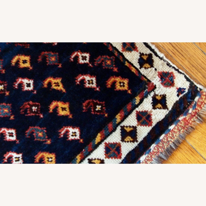 Handmade Antique Persian Collectible Luri Bagface - image-4