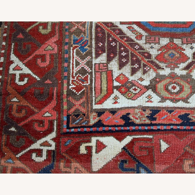 Handmade Antique Nothwest Persian Runner - image-5