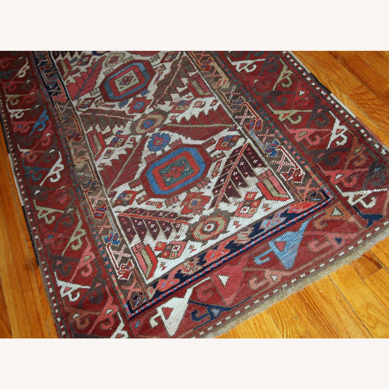 Handmade Antique Nothwest Persian Runner - image-8
