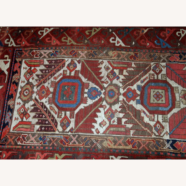 Handmade Antique Nothwest Persian Runner - image-13