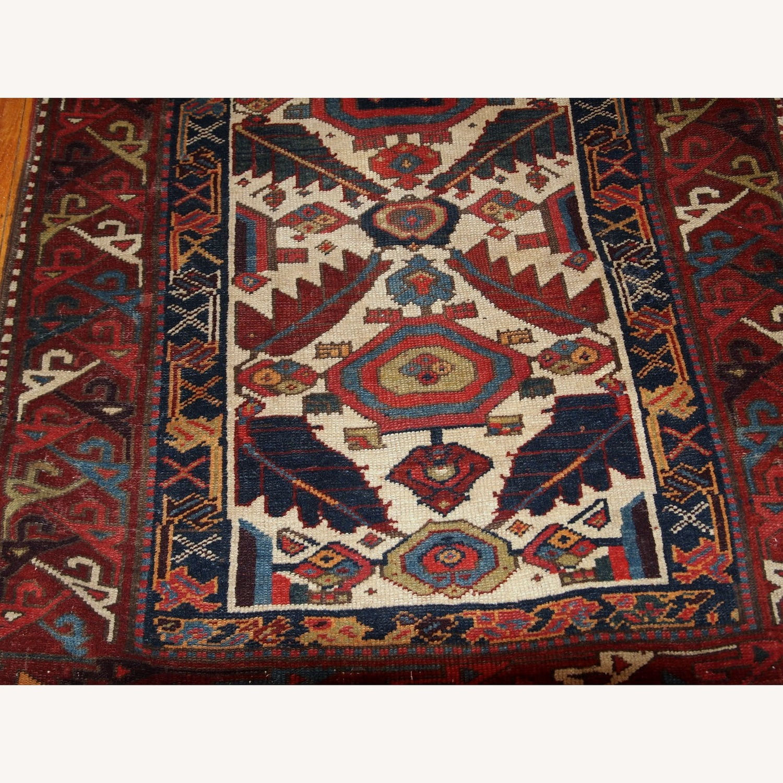 Handmade Antique Nothwest Persian Runner - image-4