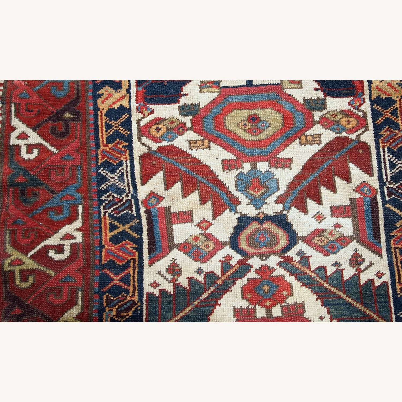 Handmade Antique Nothwest Persian Runner - image-3