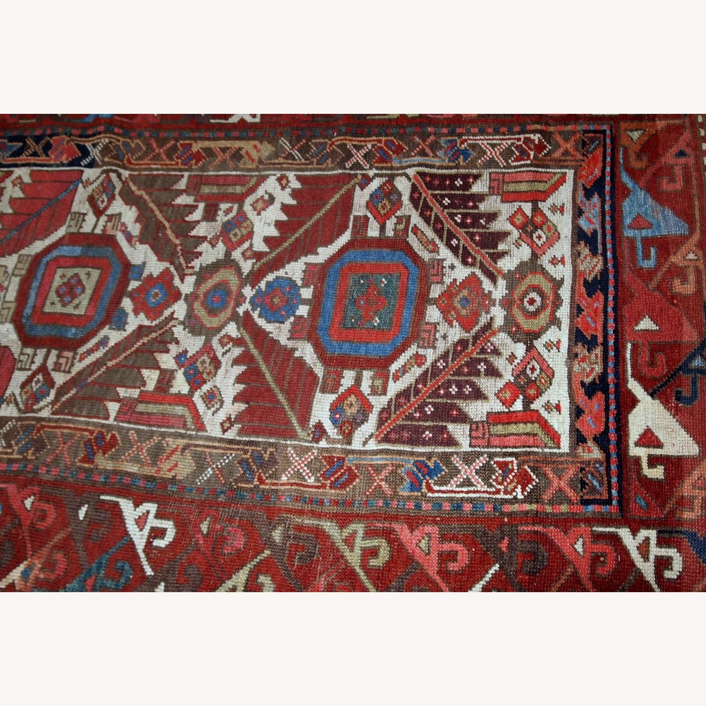 Handmade Antique Nothwest Persian Runner - image-10