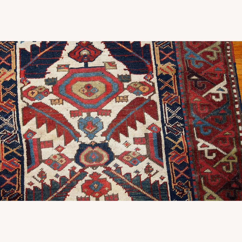 Handmade Antique Nothwest Persian Runner - image-2