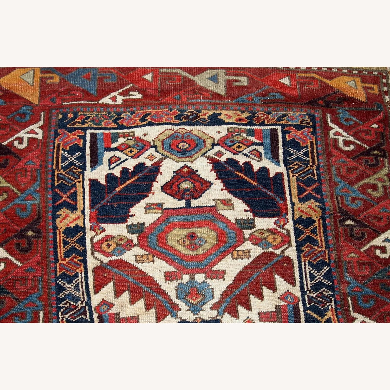 Handmade Antique Nothwest Persian Runner - image-7