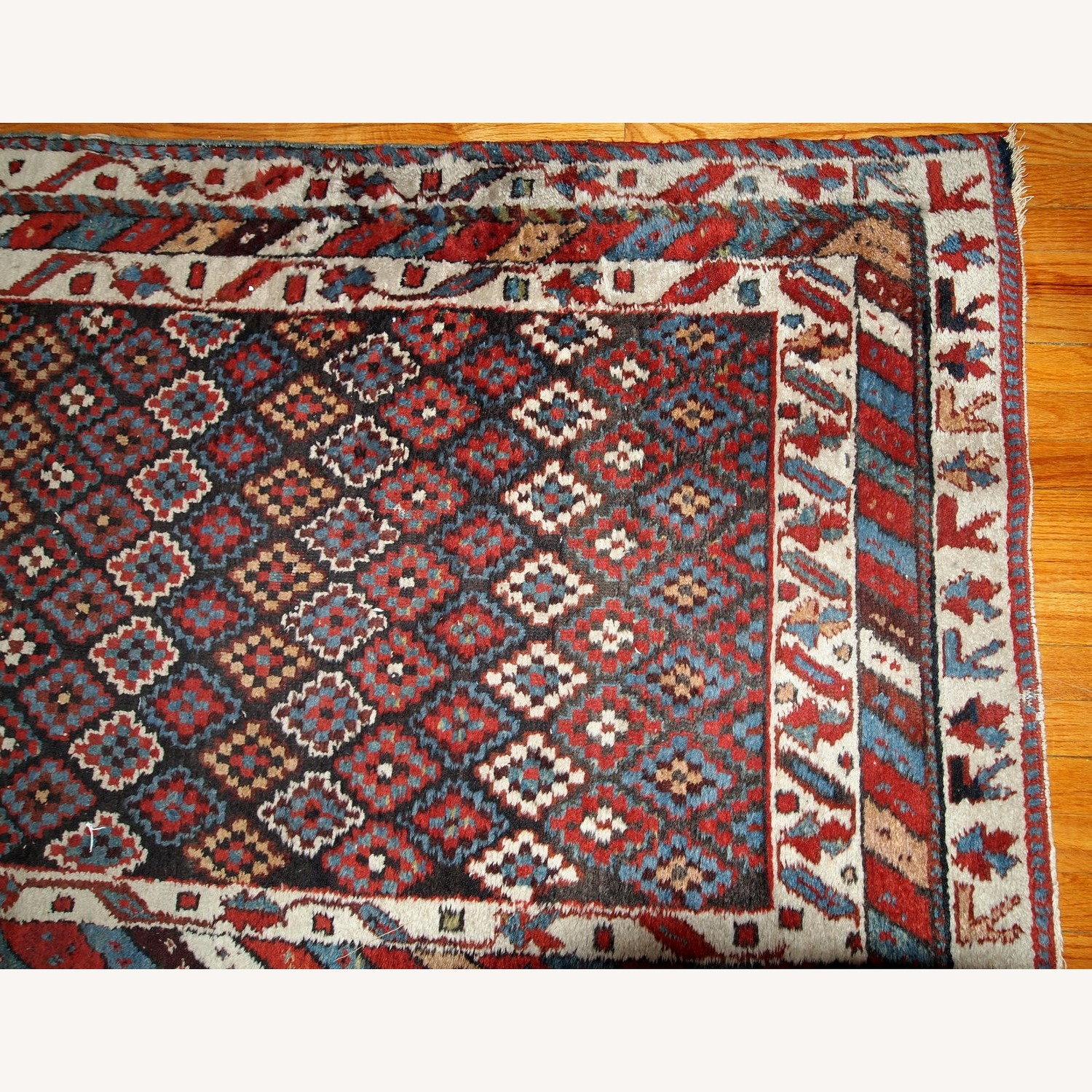 Handmade Antique Northwest Persian Rug - image-6