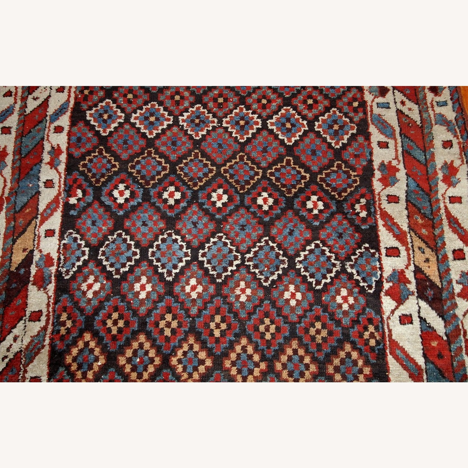 Handmade Antique Northwest Persian Rug - image-5