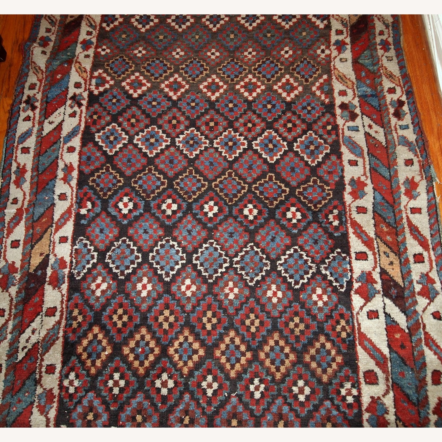 Handmade Antique Northwest Persian Rug - image-12