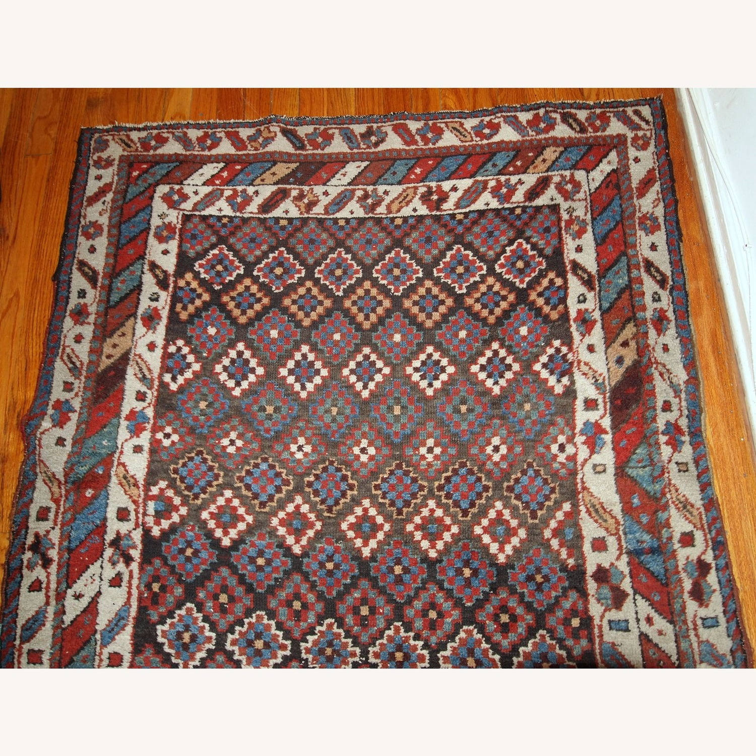 Handmade Antique Northwest Persian Rug - image-10