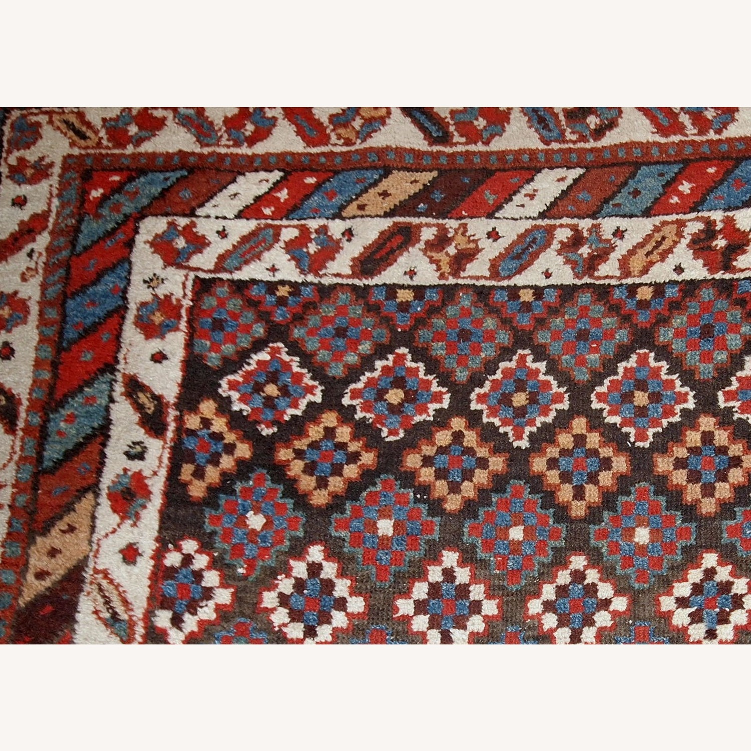 Handmade Antique Northwest Persian Rug - image-2