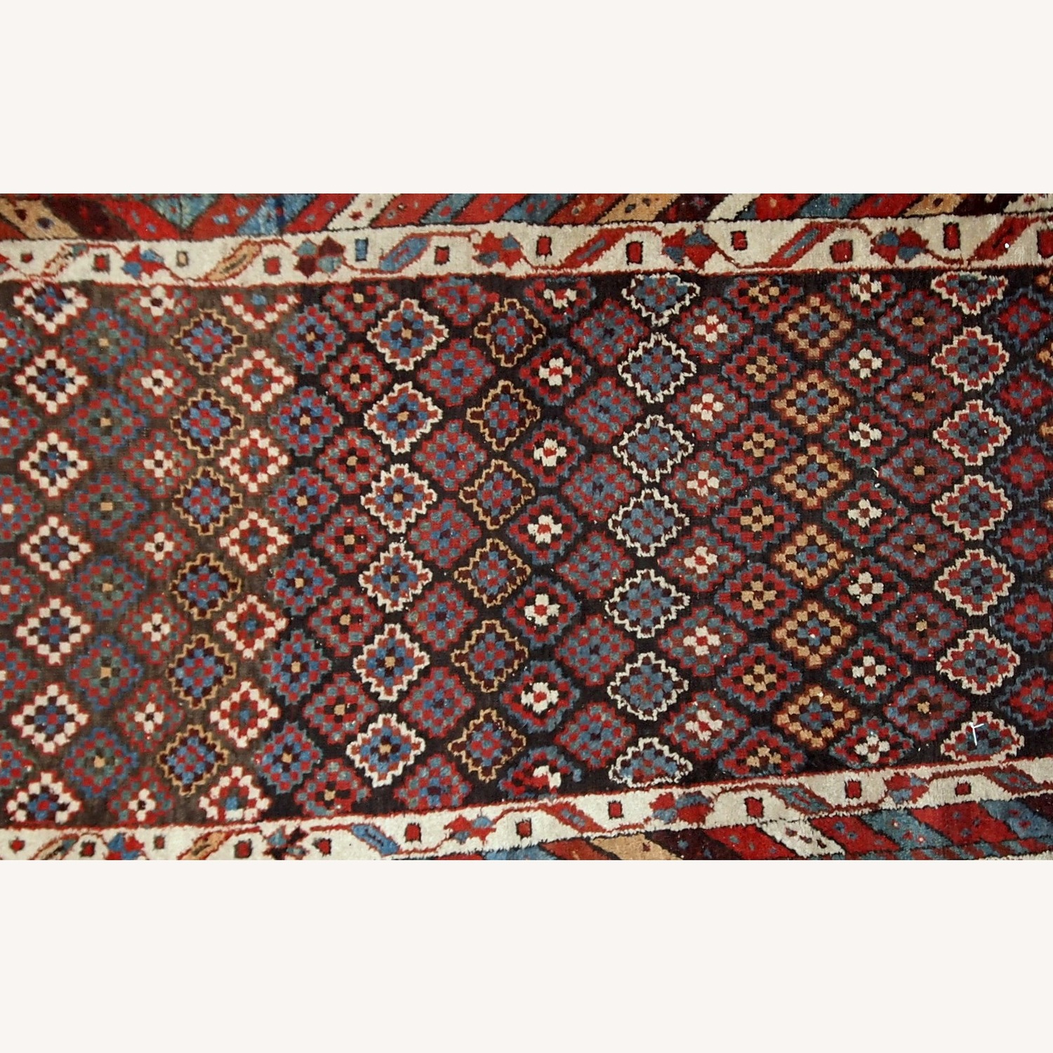 Handmade Antique Northwest Persian Rug - image-8