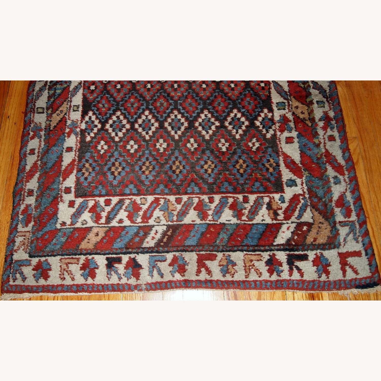 Handmade Antique Northwest Persian Rug - image-7