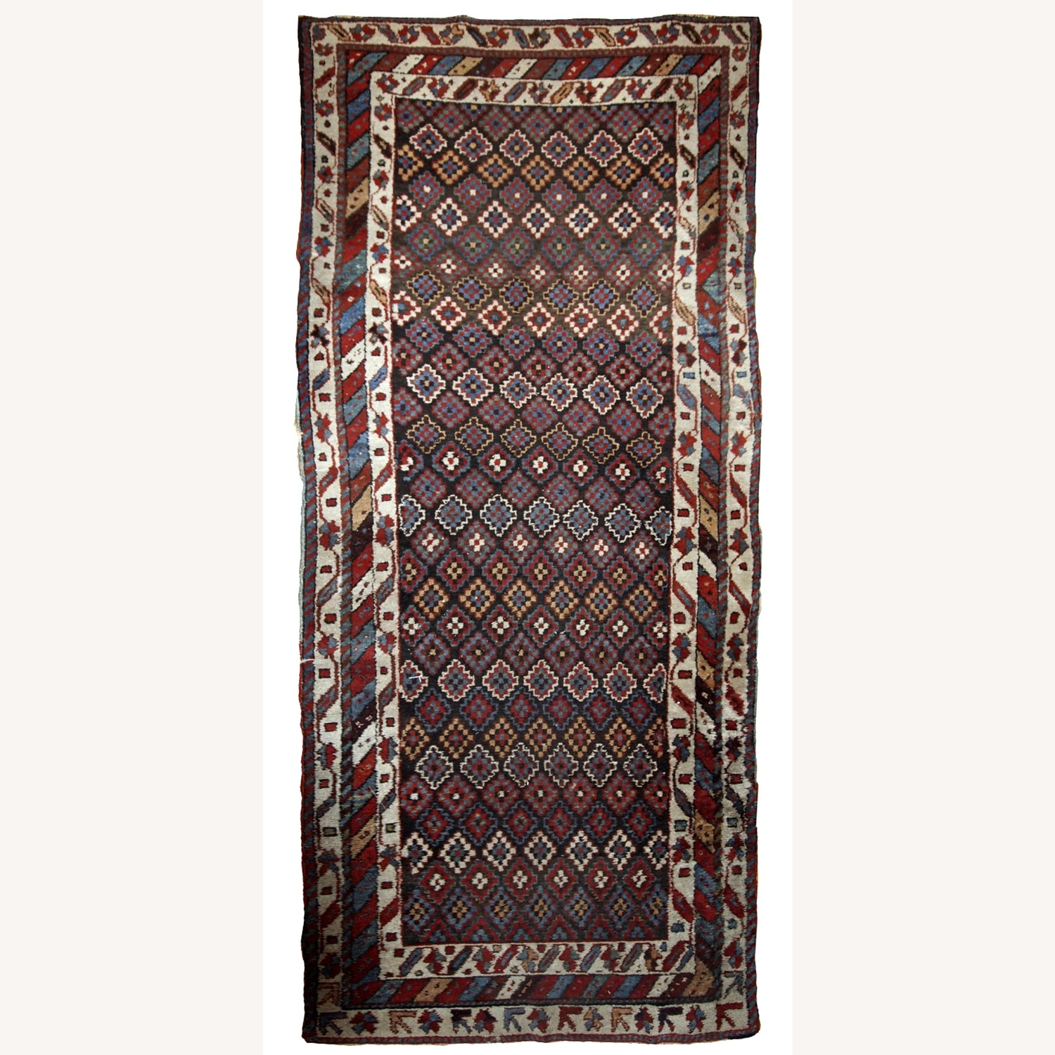 Handmade Antique Northwest Persian Rug - image-1
