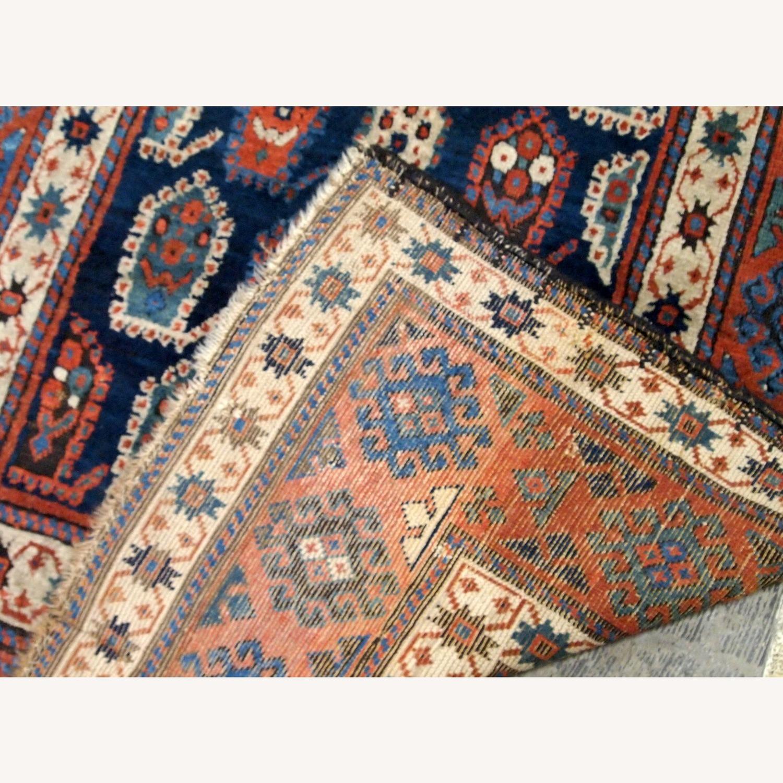 Handmade Antique Caucasian Kazak Rug - image-2