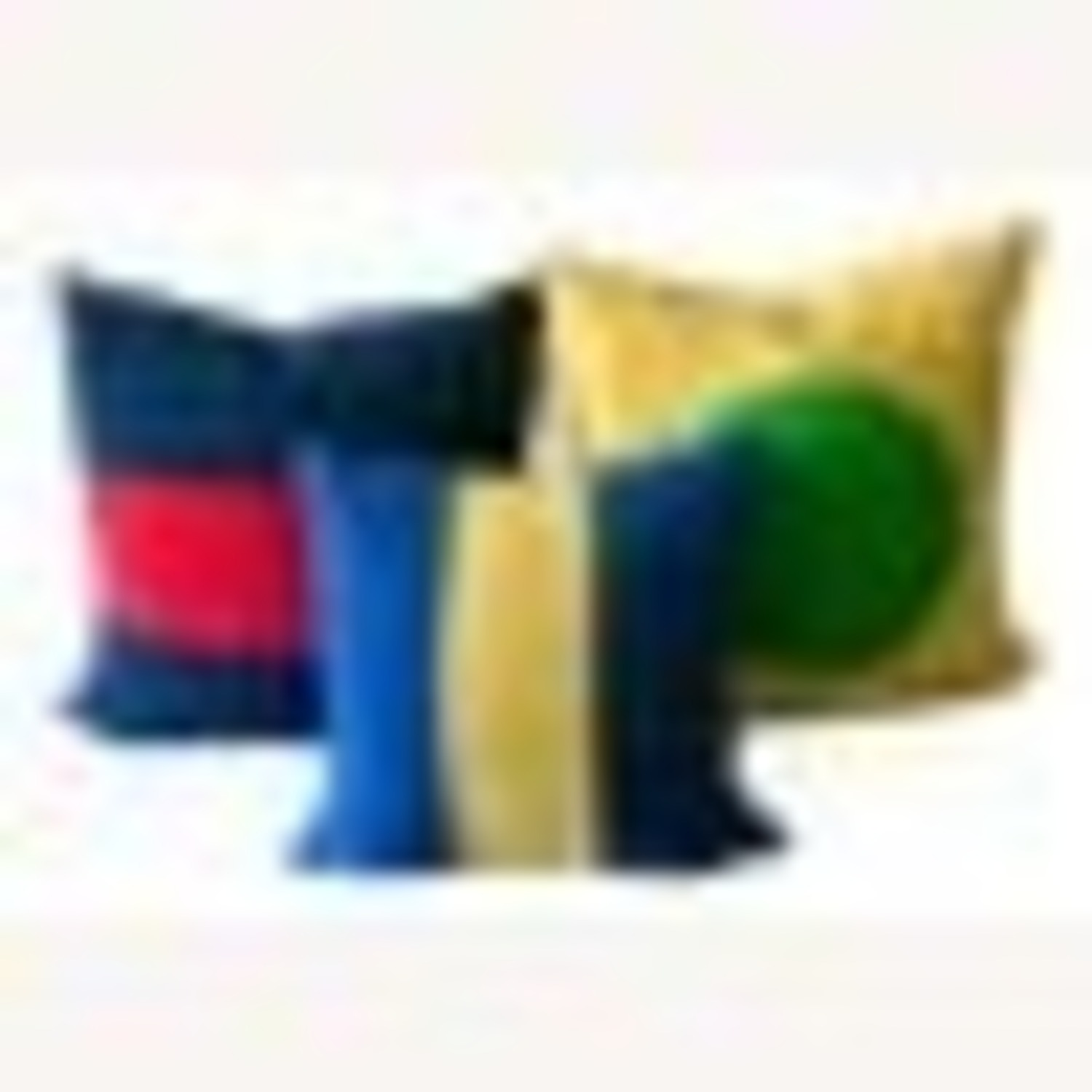 Lisa Perry Pillows Set of 3 - image-1