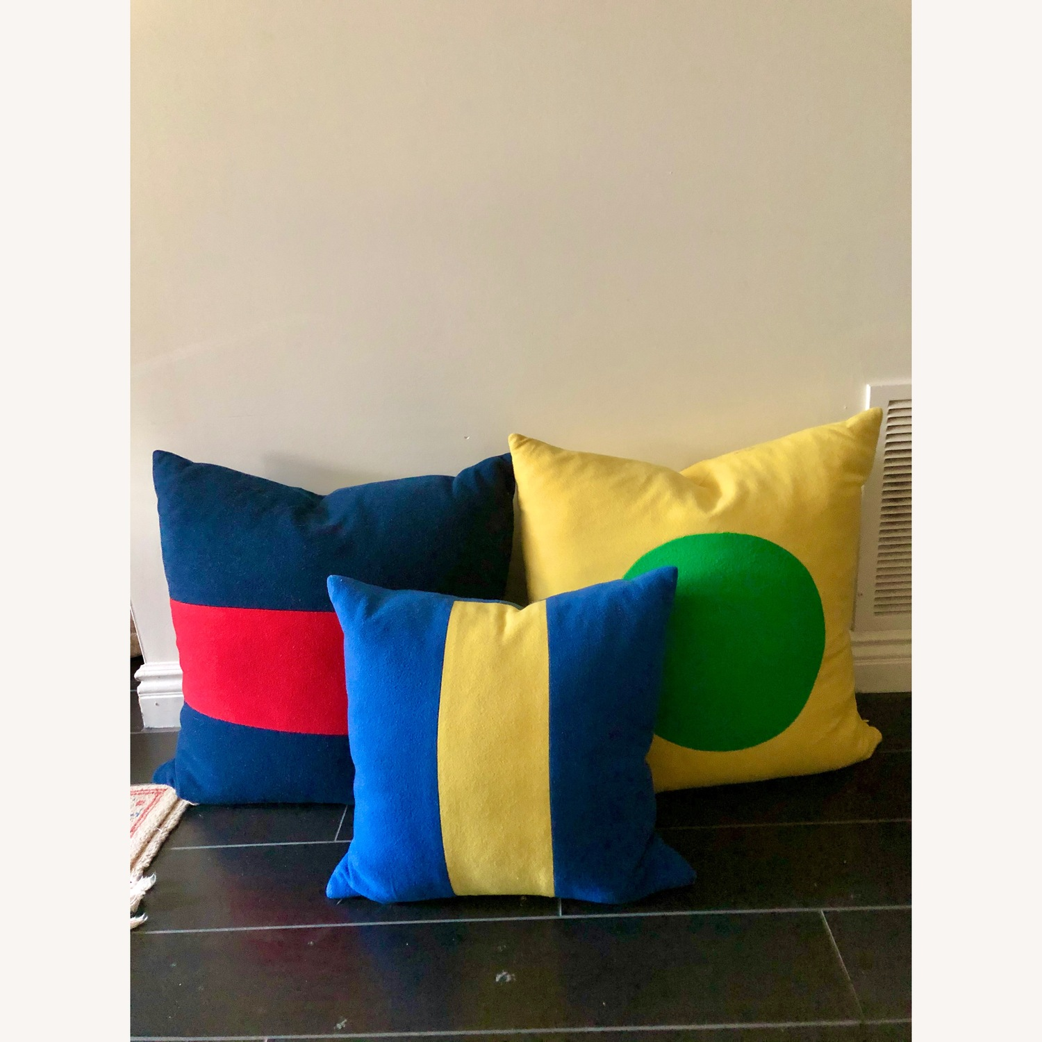 Lisa Perry Pillows Set of 3 - image-5