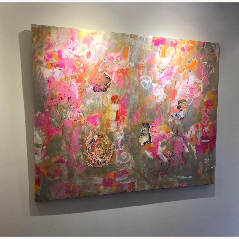 Widening Circles of Joy Wall Art - image-2