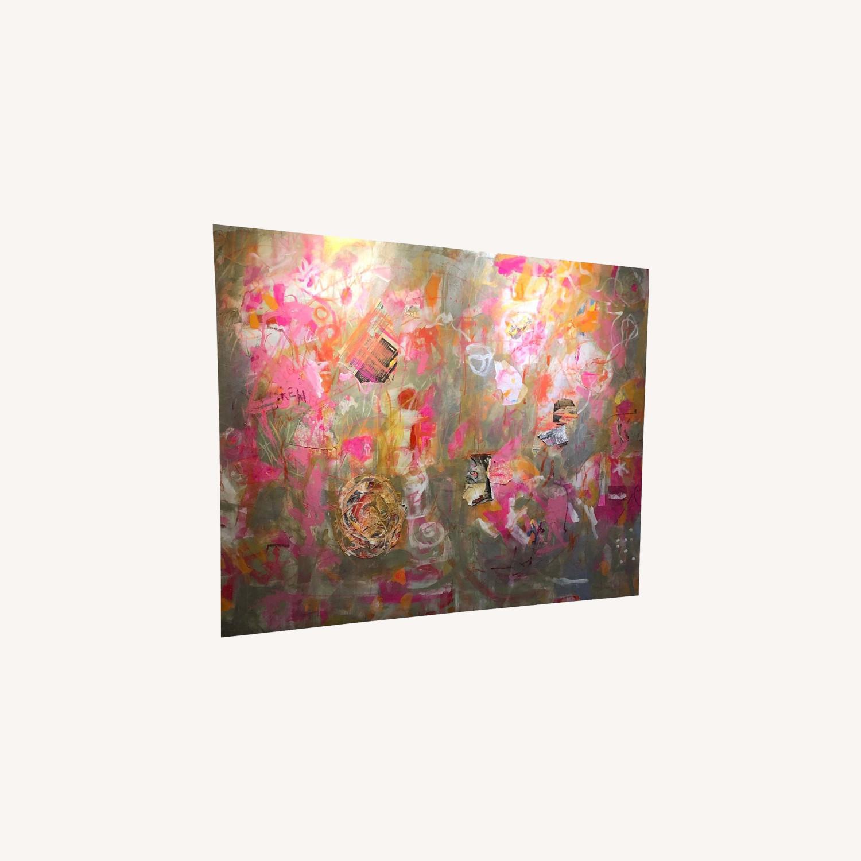 Widening Circles of Joy Wall Art - image-0