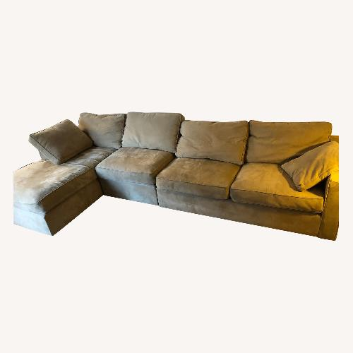 Used Room & Board Sectional with Chaise for sale on AptDeco
