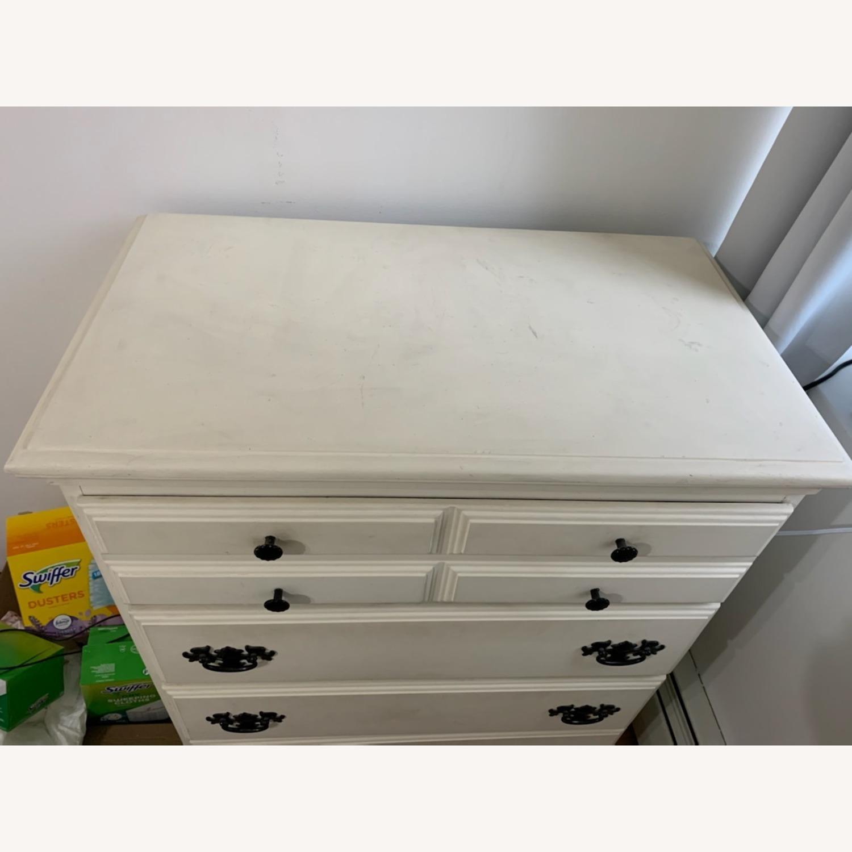 Vintage Refurbished Dresser