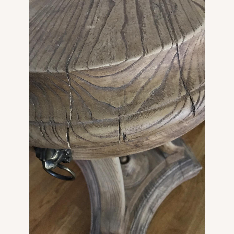 Restoration Hardware 18th C.Lion's Head Side Table - image-6