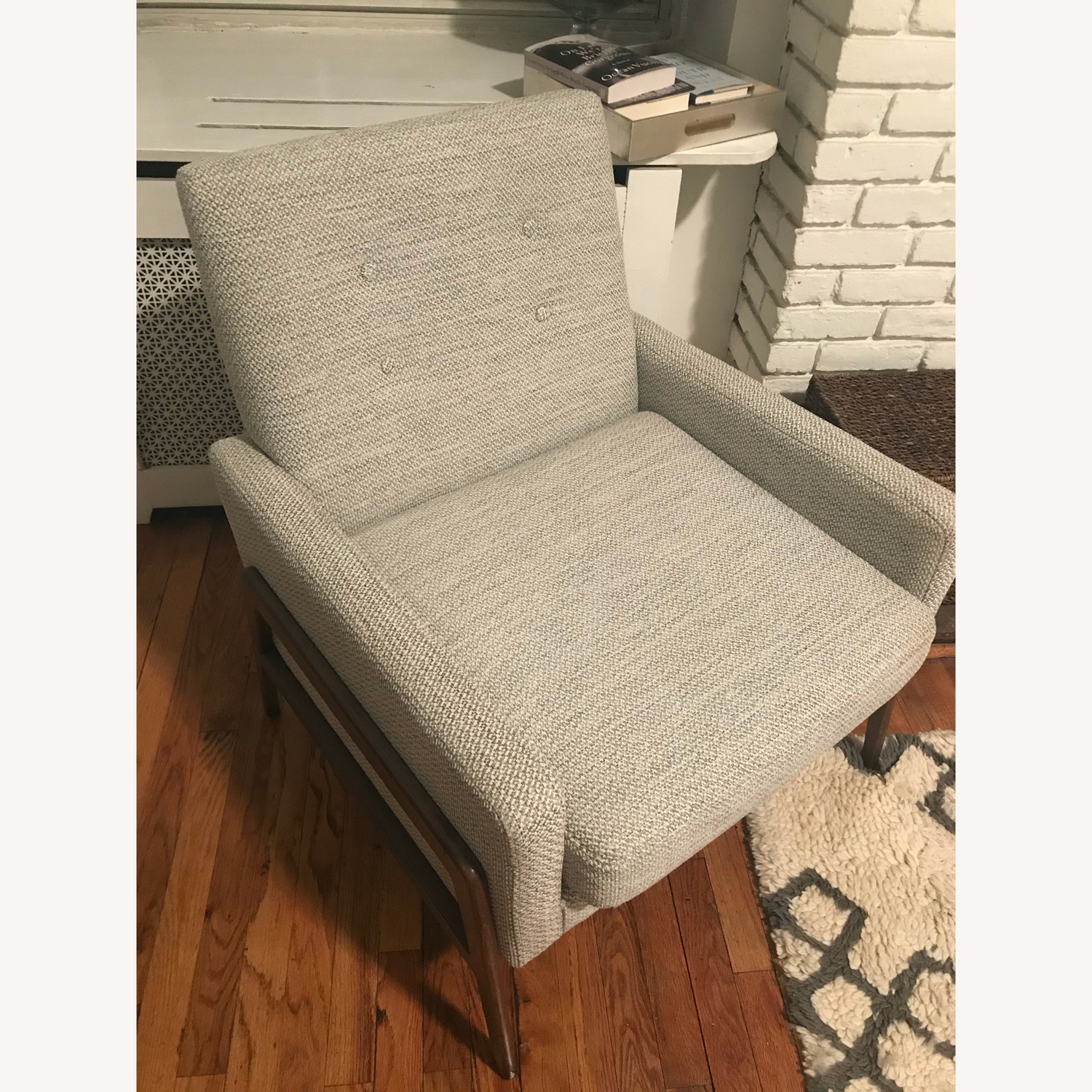 Article Galaxy Gray Nord Lounge Chairs