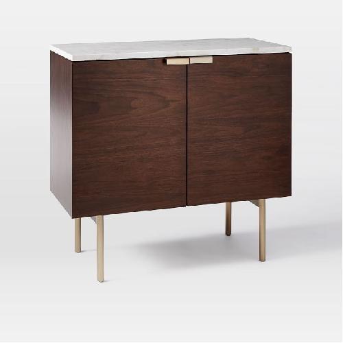 Used West Elm Delphine Cabinet for sale on AptDeco